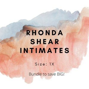Rhonda Shear Intimates 1X